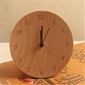 New Designs BEECHWOOD Wooden Clock 9
