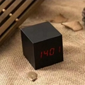 New Designs digital Wooden Clock