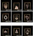 New Designs digital wooden photo frame lamp 6