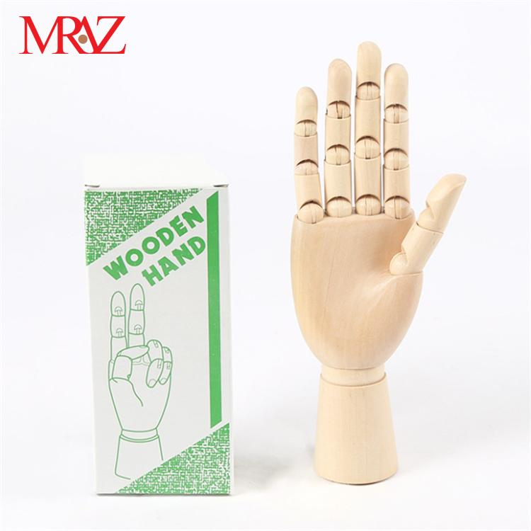 SPECIAL handmade wooden manikin hands  3