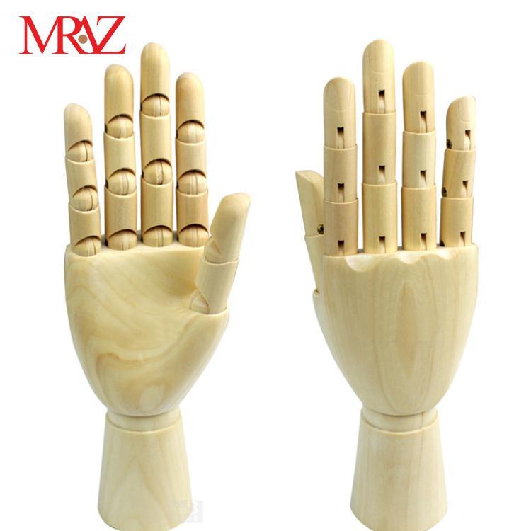 SPECIAL handmade wooden manikin hands  5
