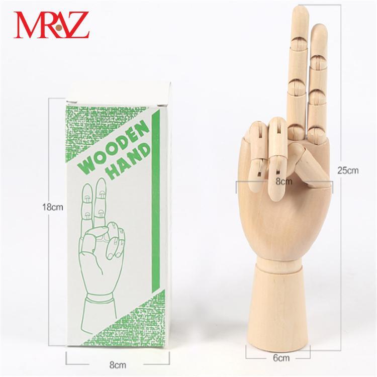 SPECIAL handmade wooden manikin hands  2