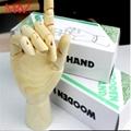 SPECIAL handmade wooden manikin hands  10