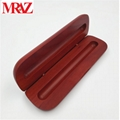 Wooden business gift pen box with pen  9