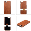 Popular wooden mobile phone case holder