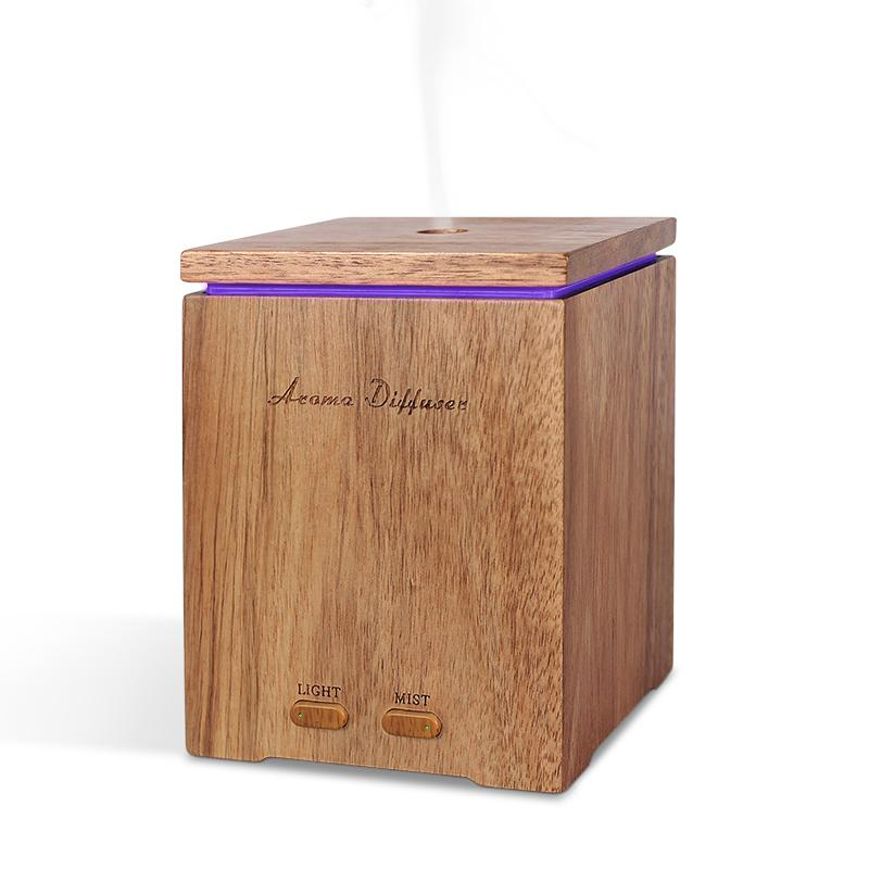 LED 200ml Popular aromatherapy air ultrasonic essential oil aroma diffuser