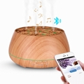 Popular aromatherapy air ultrasonic essential oil aroma diffuser