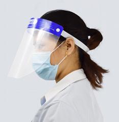 Double face shield Anti Virus Transparent Face+Shield Protection Face Shield