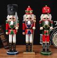 38cm Christmas decoration nutcracker soldier