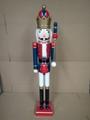2021 120cm 150cm wooden 6 foot nutcracker for sale