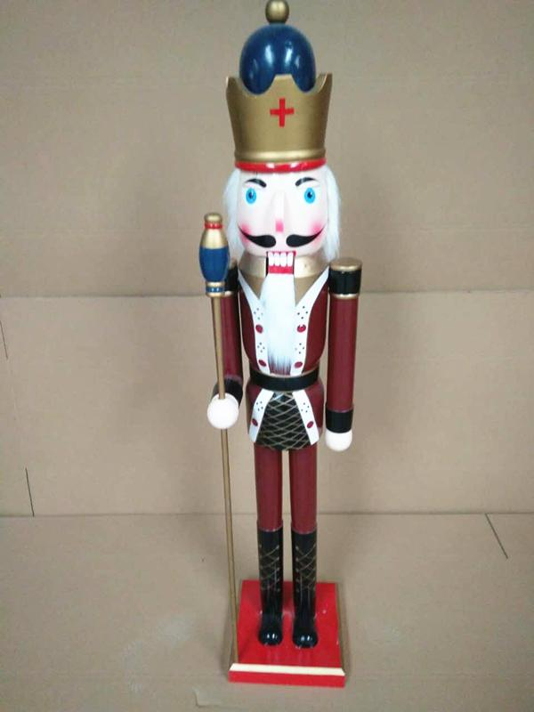 2021 120cm 150cm wooden 6 foot nutcracker for sale 8