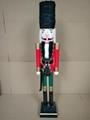 2021 120cm 150cm wooden 6 foot nutcracker for sale 9