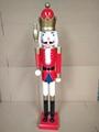 2021 120cm 150cm wooden 6 foot nutcracker for sale 11