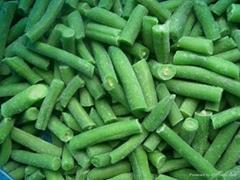 frozen green beans cut 2-4cm