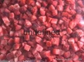 Frozen Strawberry Diced
