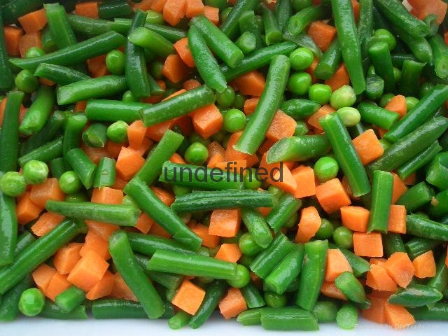 IQF Mixed Vegetables 1