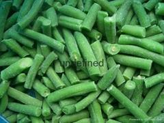 IQF Green Beans cut