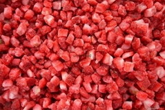 IQF Strawberry Diced