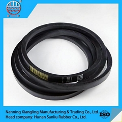Agricultural machine combine Narrow rubber v belt