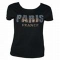 custom design blank womens tshirt 1