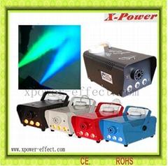 500W LED Stage Fogging Machine 3*1W (X-025)
