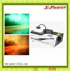 1200W LED Stage Fog /Smoke /Fogging Machine with 8*3W (X-023)