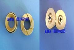 日立鑽孔機QIC銅壓力腳大小孔