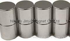 Sintering NdFeB Cylinder