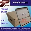 FOLDING  CARDBOARD  GIFT BOX  WINE BOX