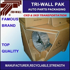 HEAVY DUTY CORRUGATED CARTON BOX  SHIPPING  PACKAGING  BOX