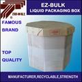 青岛厂家 液体包装箱 IBC纸