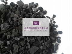 Phosphoric acid & Zinc chloride & Steamed wood-based activated carbons