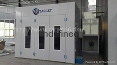 car spray booth/auto baking oven TG-60B
