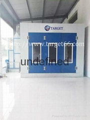 car spray painting booth /Spray booth cabinets TG-60D
