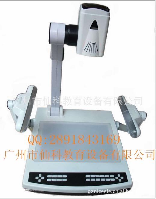 仙科多媒體展示臺視頻數字展台掃描投影教學設備廠家批發 1