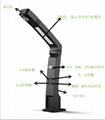 仙科多媒體展示臺視頻數字展台掃描投影教學設備廠家批發 2
