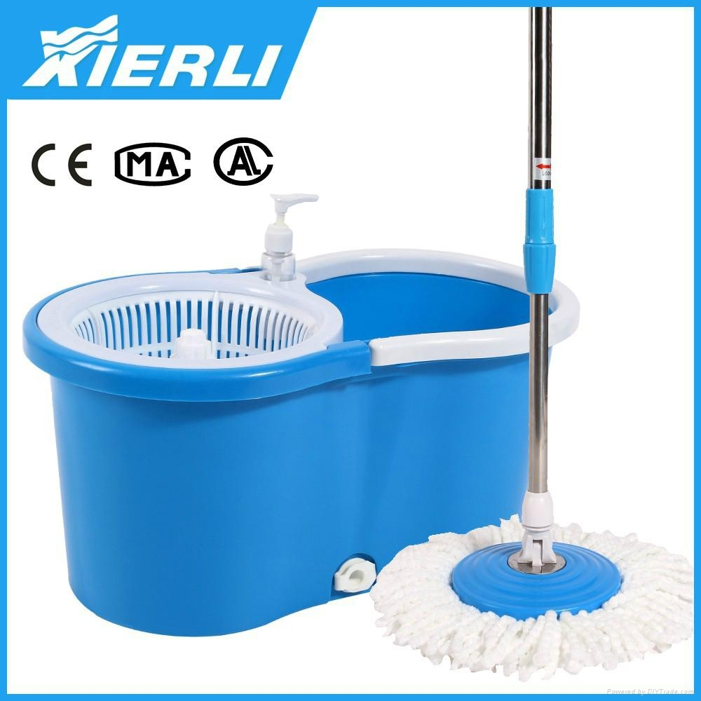 High quality with easy life 360 spin mop - S6920-OF - XIERLI
