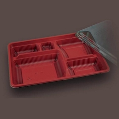 biodegradable PP food container, box,