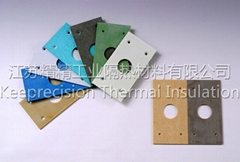 Keeprecision 品牌高精度模具隔熱板