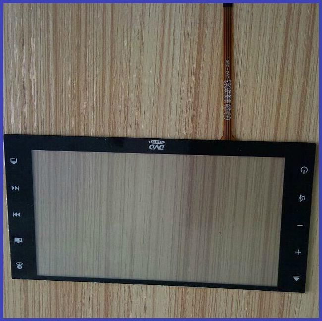New arrival 4 wire and 5 wire resistive touch screen with cheap price 3
