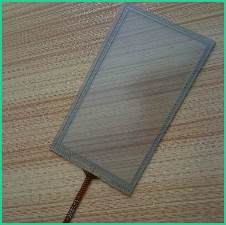 New arrival 4 wire and 5 wire resistive touch screen with cheap price 1