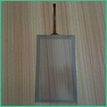 5 wire resistive touch panel with cheap