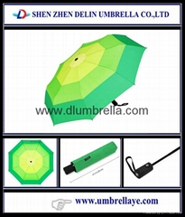 All auto open and close 3 fold umbrella cheap