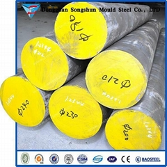 Flat Tool Steel 1.2344 steel round bar