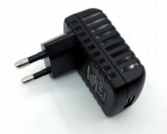 5v1a ac dc adapter 5w 5volts lamps power adapter