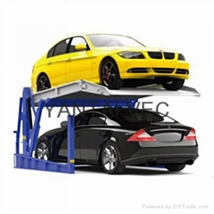Tilting Car Parking Lift System with CE