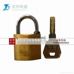 銅挂鎖怎麼使用