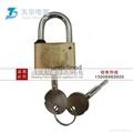 銅挂鎖怎麼使用 2