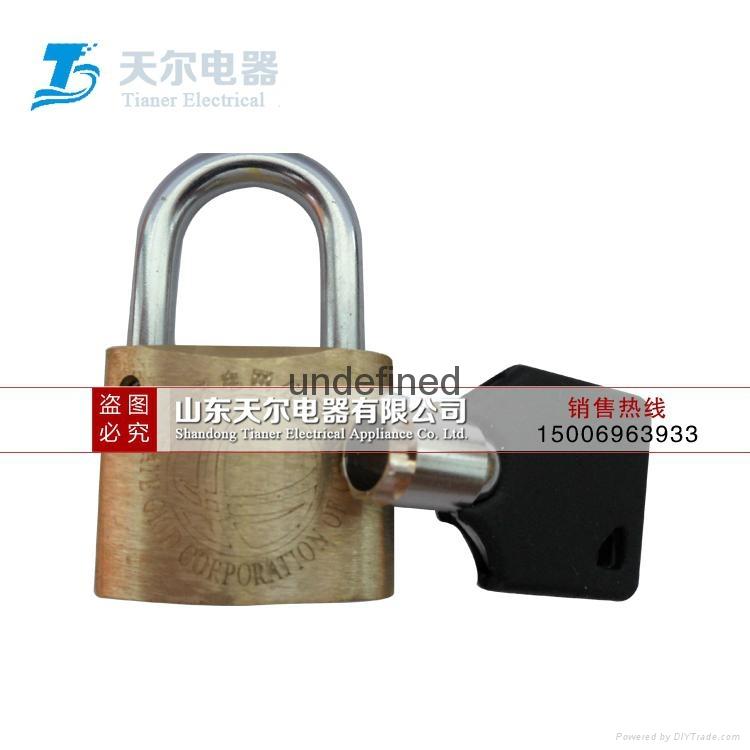 銅挂鎖怎麼使用 4