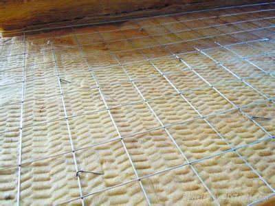 Exterior wall rock wool board 2